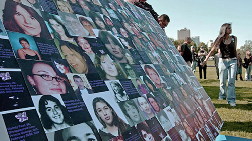 Murdered, Missing Women rally in Ottawa