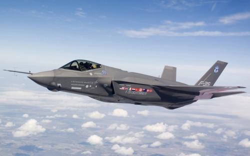 Canada's F-35