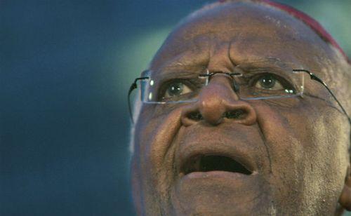 Desmond Tutu on Tony Blair