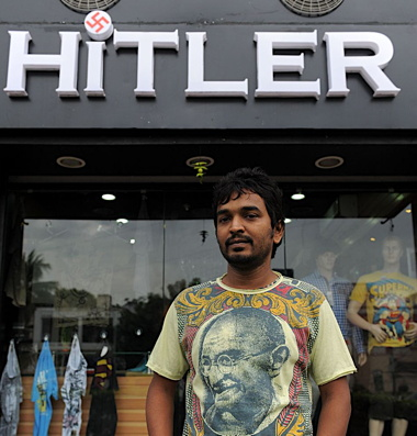 Hitler and India