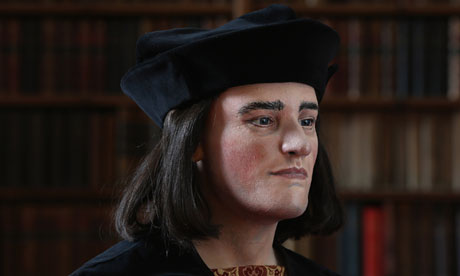 Richard III reconstruction