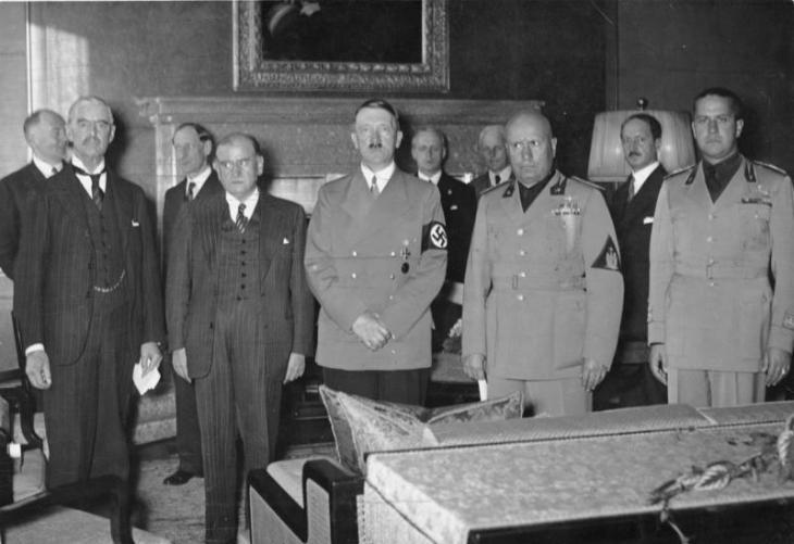 1938 Munich Agreement