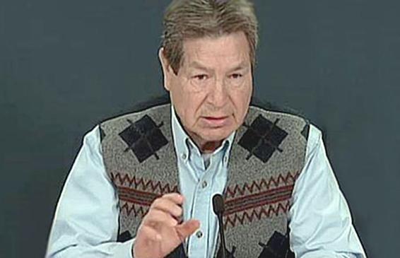 Grand Chief Gordon Peters