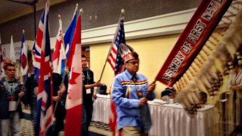 Why Would Anyone Want to Be the National Chief of the AFN?