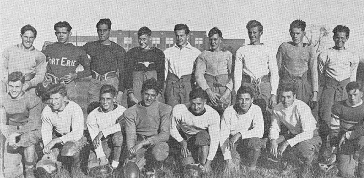 Fort_Erie_High_1933
