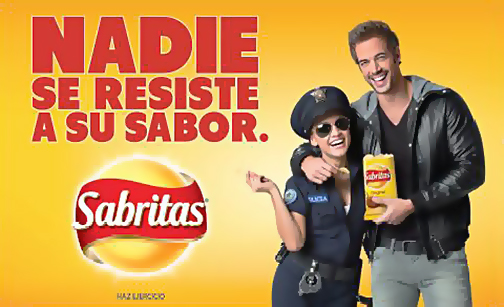 I think this is one of those Spanish-language cop buddy shows where they put aside their differences over snack foods