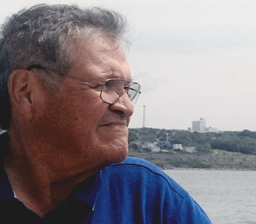 Former AFN National Chief Delbert Riley