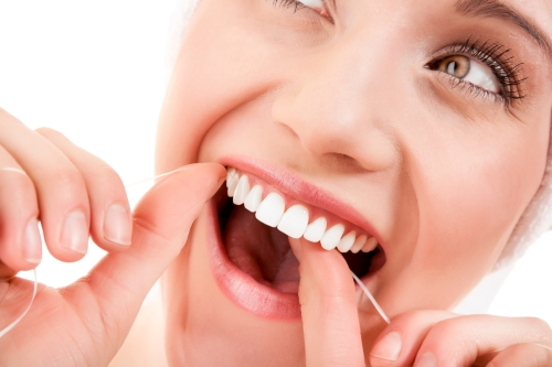 flossing and health